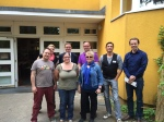 KollegInnen aus Graz im KiJuNa