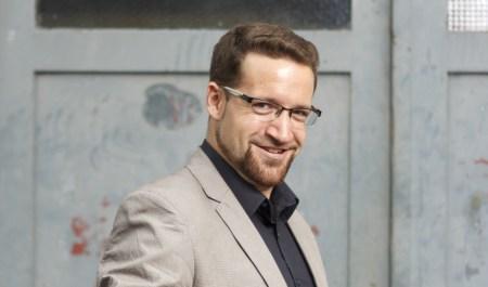 Christian Mueller berät soziale Einrichtungen zur Öffentlichkeitsarbeit